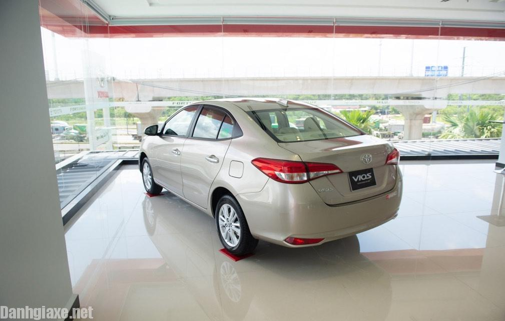 Toyota Vios, Toyota Vios 2018, Toyota Vios 2019, Toyota, Vios 2019